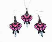 SPECIAL OFFER CLASS - Dream Catcher 2 Pendant and Earrings, Sat 26th May 2.30 - 4.30pm